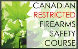 Restricted Firearms course
